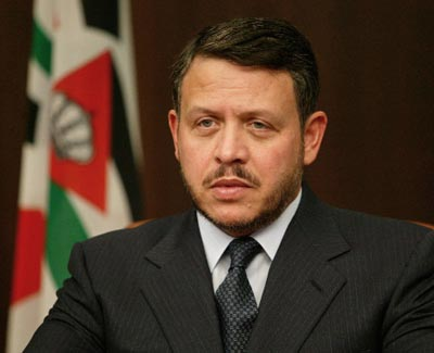 Regele iordanian Abdullah, partener strategic al Romaniei