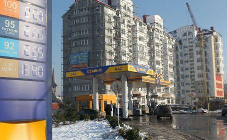 benzinarie chisinau
