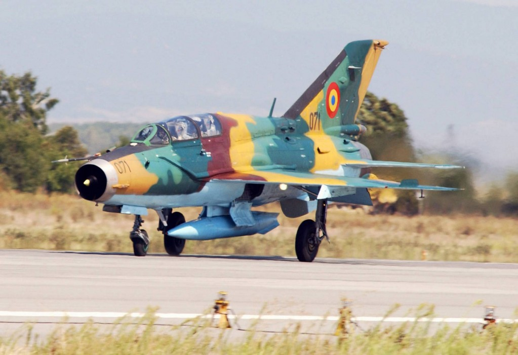Aviatia militara romaneasca, veriga slaba a NATO