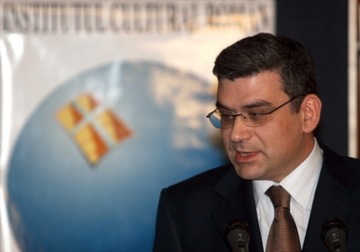 Ministrul roman de Externe, Teodor Baconschi, viseaza la Schengen