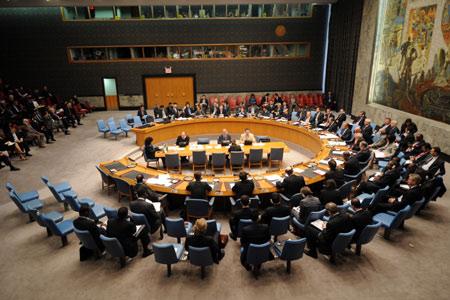 Germania vizeaza un loc permanent in Consiliu de Securitate al ONU