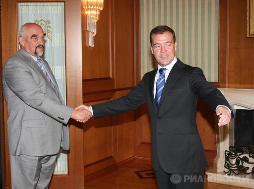 Smirnov Medvedev