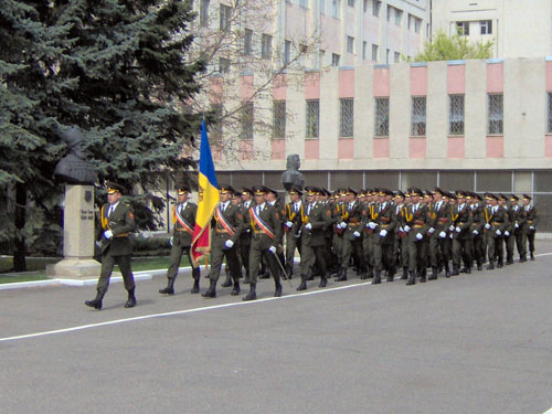 Modernizarea armatei Republicii Moldova, sprijinita de Alianta Nord-Atlantica