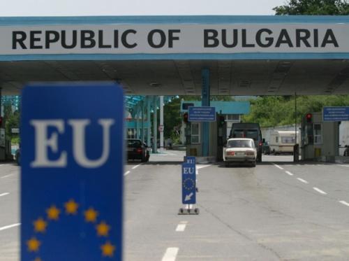bulgaria borders