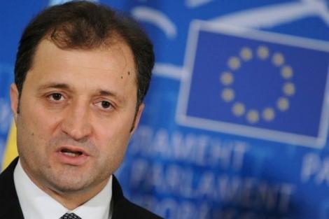 Premierul de la Chisinau, Vlad Filat, conteaza pe sprijinul UE