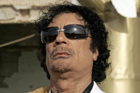 Dictatorul libian Gaddafi declara razboi Romaniei
