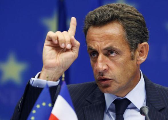 Sarkozy, suparat pe Romania