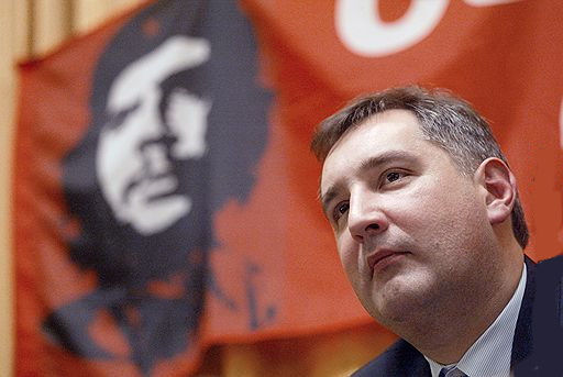 Ambasadorul rus la NATO, Dmitrii Rogozin, vrea sa opreasca scutul antiracheta al SUA