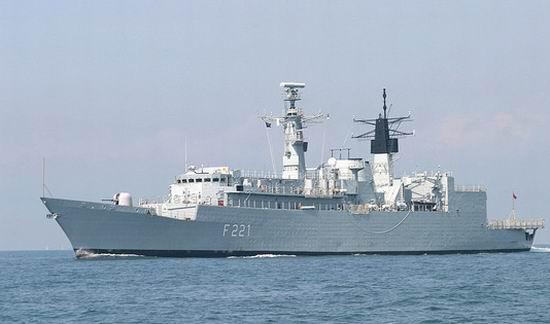 Fregata Regele Ferdinand (foto MApN)