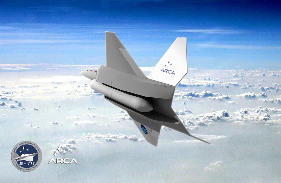 IAR-111, o noua surpriza tehnologica romaneasca