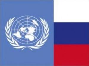 ONU Rusia