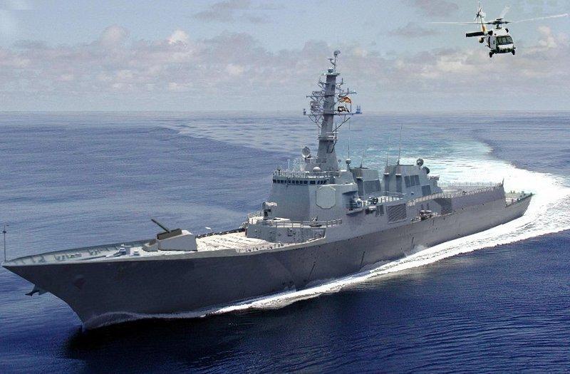 Marina militara americana sprijina desfasurarea elementelor scutului antiracheta in bazinul Marii Negre