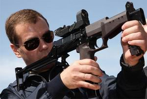 Rusia doreste o crestere a exporturilor de armament