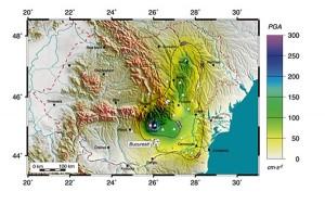Zona seismica Vrancea