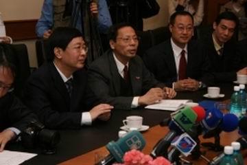 delegati chinezi la mai