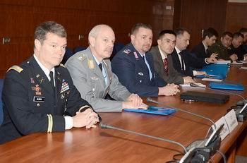 Delegati NATO in R.Moldova