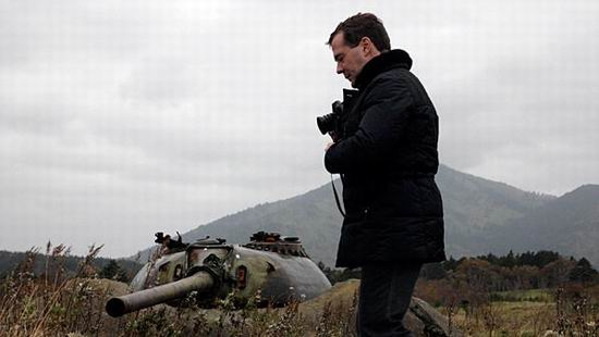 Medvedev Razboi Rece