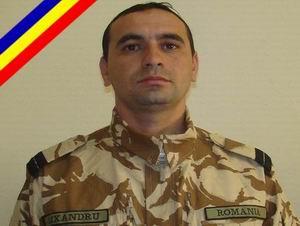 Sublocotenentul post-mortem Constantin Laurentiu Lixandru