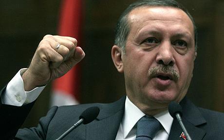Premierul turc Recep Tayyip Erdogan a inaugurat o noua strategie balcanica a Ankarei