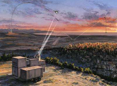 skyguard_laser_defense_system IRON DOME