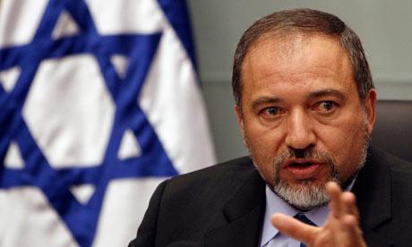Ministrul israelian de externe Avigdor Lieberman reprezinta aripa dura a scenei politice israeliene