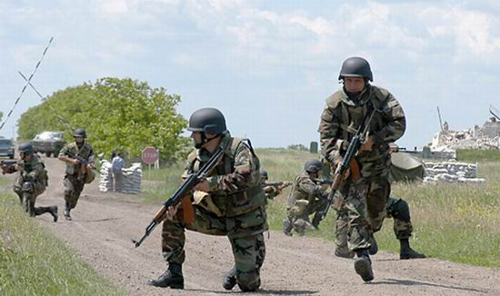 Militari ai Republicii Moldova