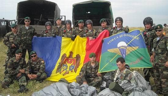 Profesionismul militarilor moldoveni