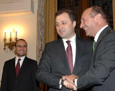 Traian Basescu Vlad Filat 654