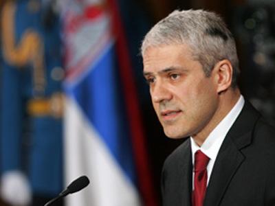 SERBIA-KOSOVO-POLITICS-TADIC