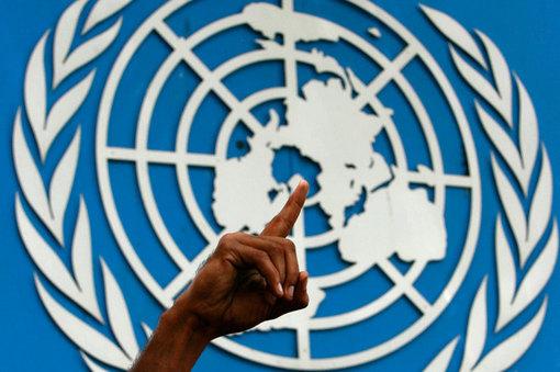 ONU, acuzat de standarde duble
