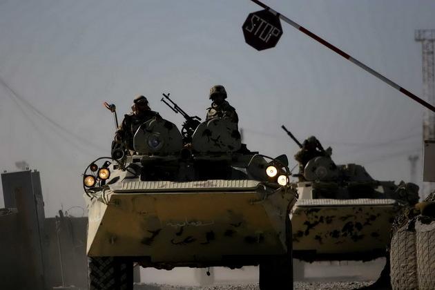 Soldatii romani raman in iadul afgan