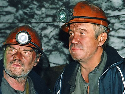 Minerii ucraineni, victime sigure
