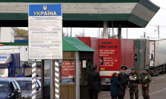 Romania deschide noi puncte vamale la granita cu Ucraina