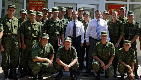 Medvedev Abkhazia military 654