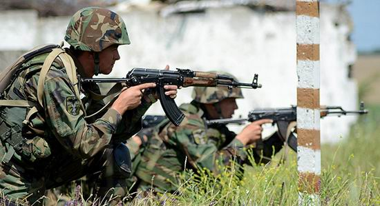 Militari moldoveni la Rapid Trident 2011 1