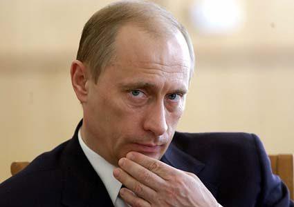 """""""Tarul"""" Putin, singurul stapan al Rusiei si rusilor"""