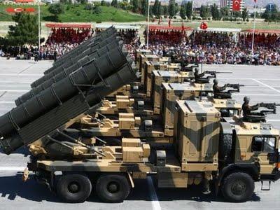 Rachetele de fabricatie chineza ameninta echilibrul strategic din bazinul Marii Negre