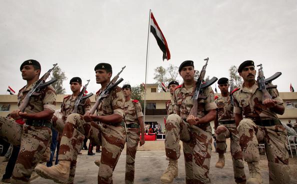 Armata irakiana, incapabila sa mentina securitatea