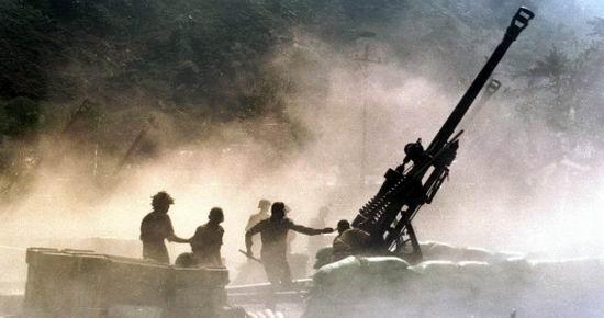 pakistan artillerie