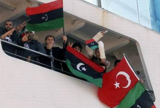 turcia-libia