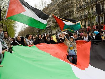 Palestina, pregatita pentru independenta
