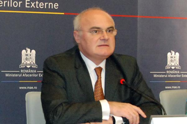 Noul ambasador roman in China, Doru Costea, chemat sa consolideze relatiile Bucuresti-Beijing