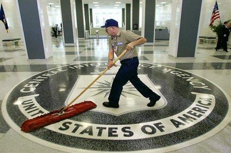 CIA isi curata imaginea publica