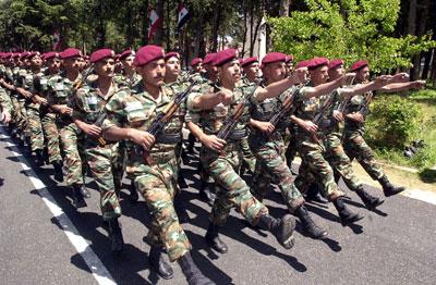 Armata siriana, arma regimului al-Assad impotriva demonstrantilor