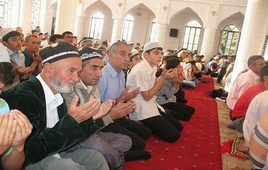 Tajikistan-Mosque