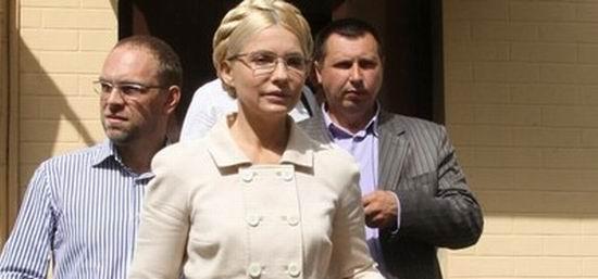 arestare Timosenko