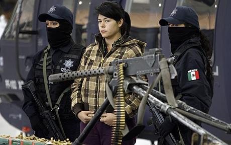 Cartelurile mexicane ameninta securitatea internationala