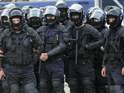 Jandarmii romani, pregatiti sa tempereze conflictele sarbo-albaneze