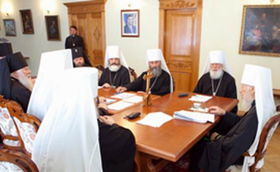 ucrainenie sinod