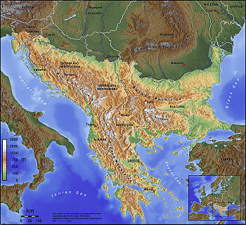 Balcanii, regiunea strategica in razboiul Nabucco-South Stream